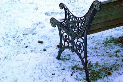 Too Cold To Sit