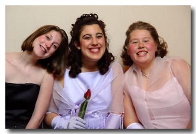 Junior Prom Princesses
