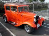 1930 Ford Model A - 1st Walmart show Feb.  1, 2003