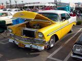 1956 Chevy - 1st Walmart show Feb.  1, 2003