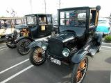1922 Model T, 1924 Model T Ford - 1st Walmart show Feb.  1, 2003