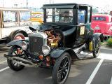 1925 Model T (telephone booth) - 1st Walmart show Feb.  1, 2003