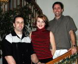 Kids on Christmas 2000