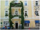 Cafe Nannerl,named after Mozarts sister