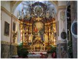 altar in Traunkirchen