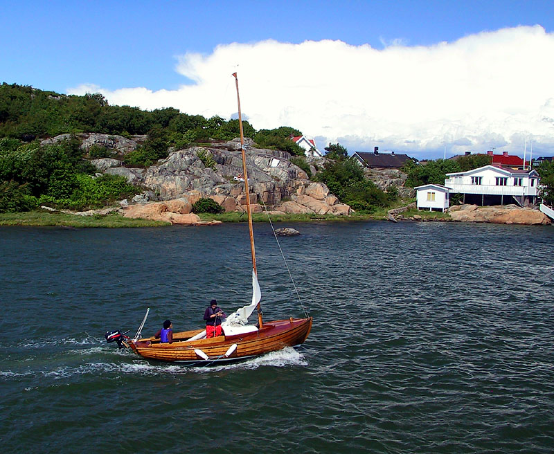 Cruisin the Archipelago