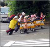 Kiddie Outing, Tokyo