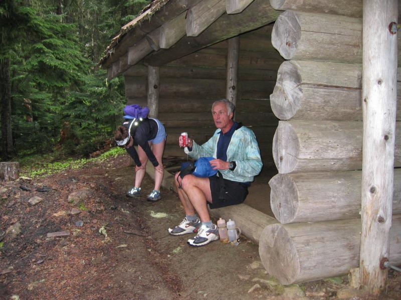 Ranger Creek cabin