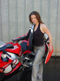 My Rides With Women Riders