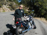 Laura & Max's Friday Ride