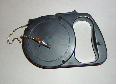 56 retractable chain pod, 5.5 oz