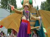 Fremont Summer Solstice Parade 2003 - Seattle (warning - contains nudity)