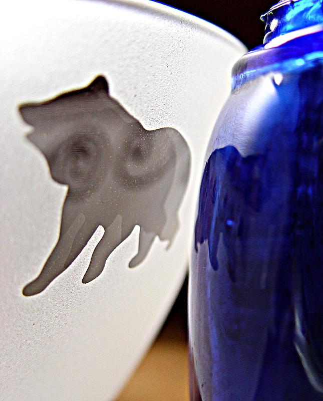 Bear Reflections* <br> by mlynn