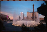Fountains from Bellagio Lounge, LV, NV