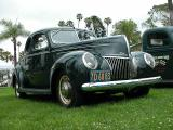 1939 Deluxe Ford Coupe