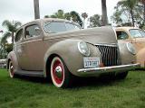 1939 Ford Deluxe two door sedan