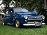 1947 or 48 Ford 2 door both years are alike