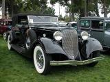 1934 Lincoln Brunn Convertible Victoria Twelve