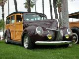 1939 Ford DeLuxe  woodie