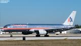 American Airlines B757-223 N699AN aviation stock photo #2449