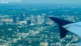 2003 - Downtown Ft. Lauderdale aerial stock photo #6049