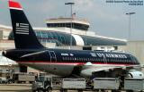 US Airways A-319-112 N764US aviation stock photo #6071