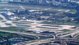 Ft. Lauderdale-Hollywood Int'l Airport airport aerial stock photo #6591