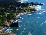 Central Oregon USA Coast