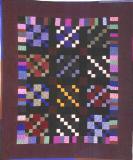 026:Nine Patch-midwest c. 1940  50x42