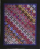 005:Nine Patch-Midwest c.1920  74x62