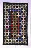 054:Nine Patch crib-Indiana c.1940  70x44