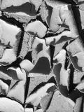 Peeling Desert Mud - II