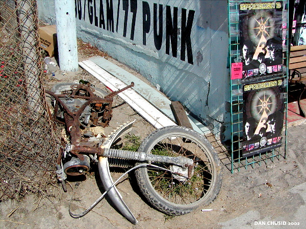 Who Messed With My Bike?!!!