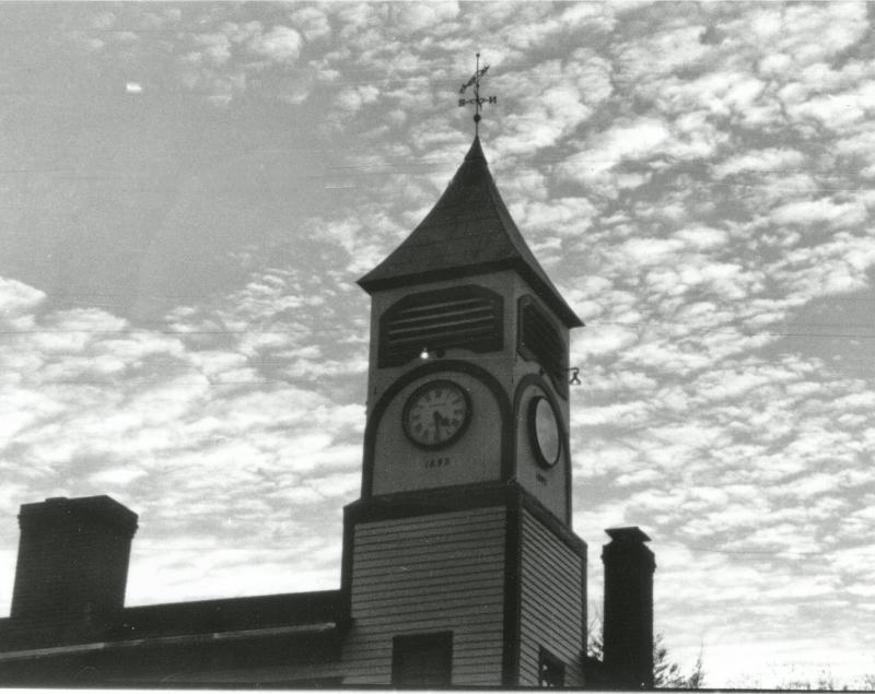 Hunter Street Clock Tower