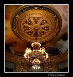 Richly decorated ceilings
