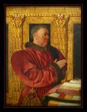Guillaume Jouvenel ( 1465) par Jean FOUQUET