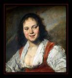 La bohémienne (1628)  par Frans HALS
