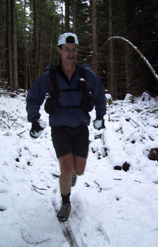 Tony -- East Tiger Trail