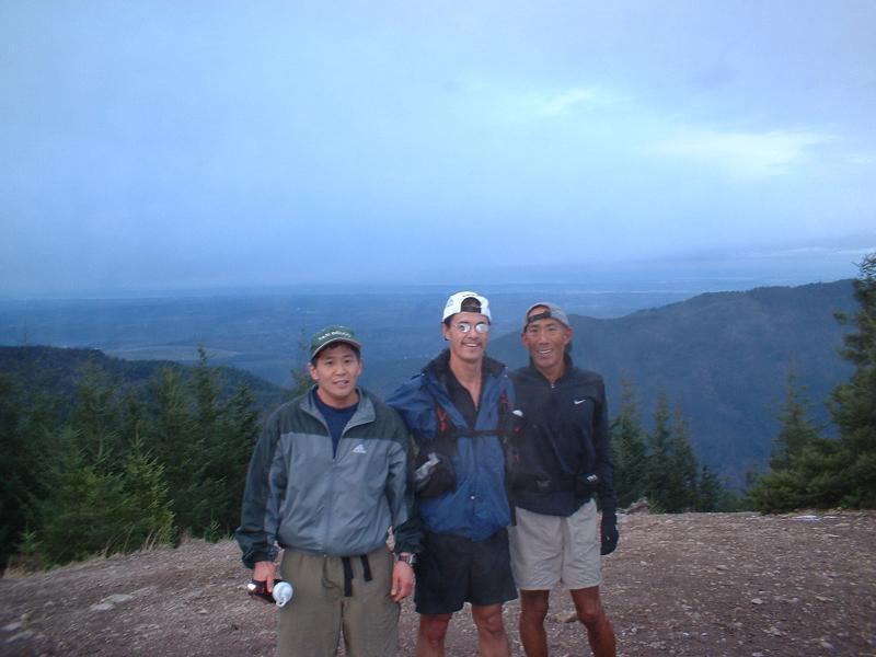 Clint, Tony & Glenn - T3  (west view)