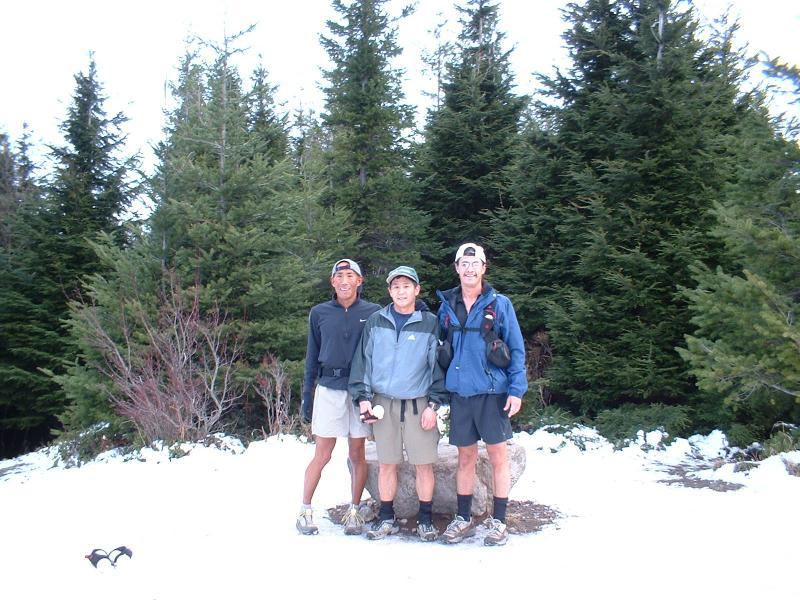 Glenn, Clint & Tony - T3  (north view)