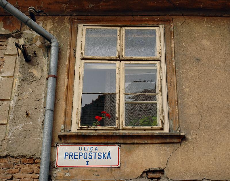Bratislava detail