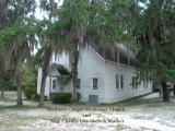 Shelton's Chapel & Shelton Marker