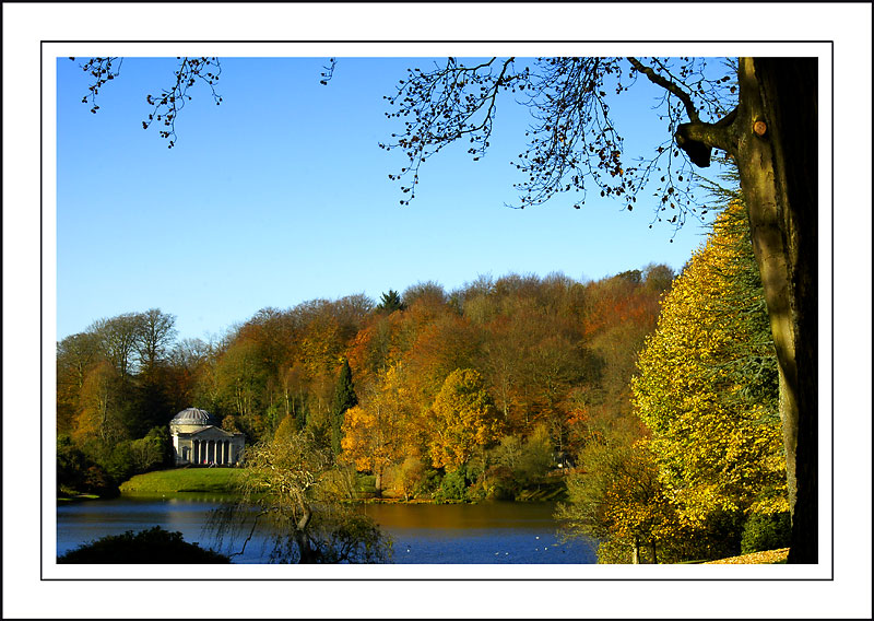 Stourhead ~ watch and wonder!