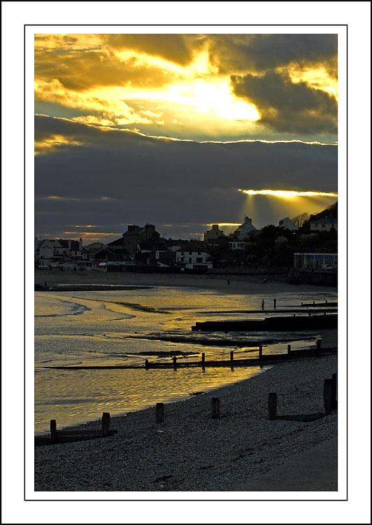 More gold, Lyme Regis
