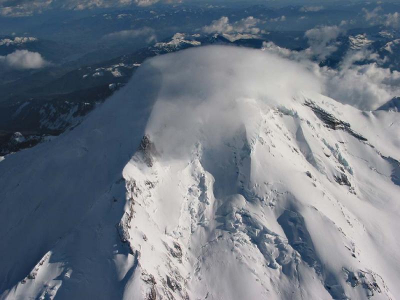 View S, With Cloudcap (MtBaker042104-034adjPF.jpg)