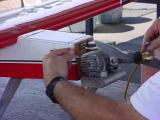 starting model airplane motor in Arizona