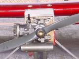 starting model airplane motor in Arizona