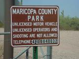 Maricopa County Park