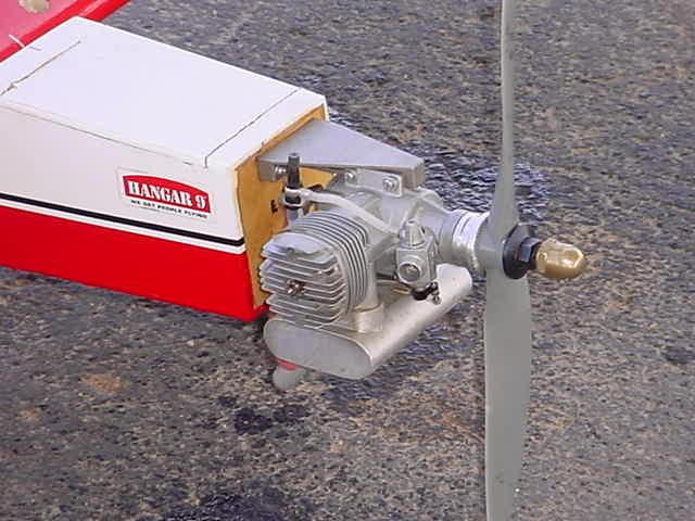 airplane motor 2 cycle