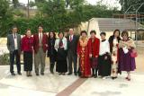 Friends from the Mandrin congregation of CEFC